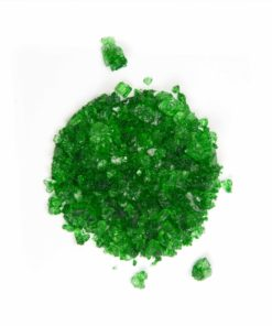 Loose Rock Candy Crystals Green
