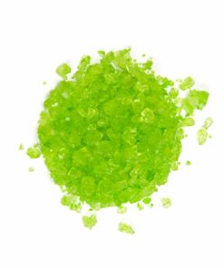 Loose Rock Candy Crystals Light Green