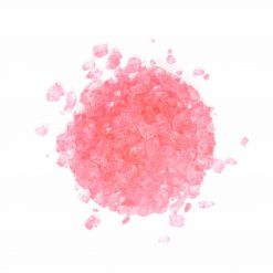 Loose Rock Candy Crystals Pink