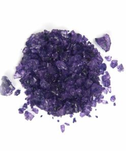Loose Rock Candy Crystals Purple