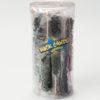 18pc Rock Candy Stick Tub Black