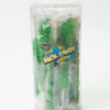 18pc Rock Candy Stick Tub Green