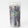 18pc Rock Candy Stick Tub Purple