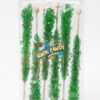 6pc rock candy sticks green